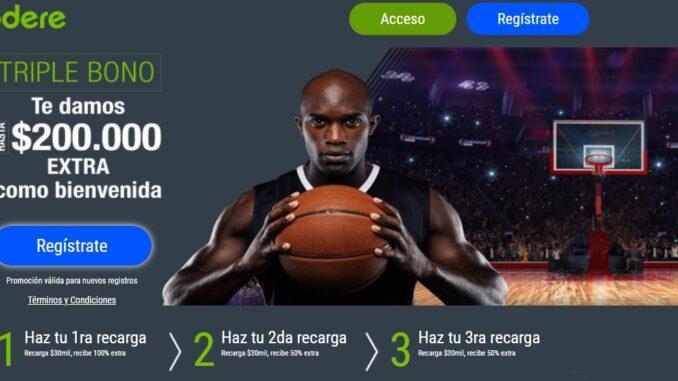 cómo apostar al fútbol por internet en Colombia